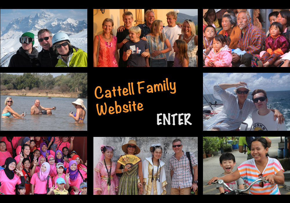 Cattell family website